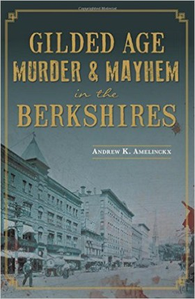 A Amelinckx book cover murder mayhem