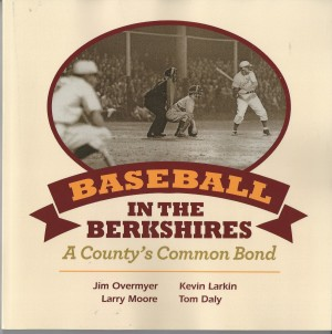 Baseball book cover scan