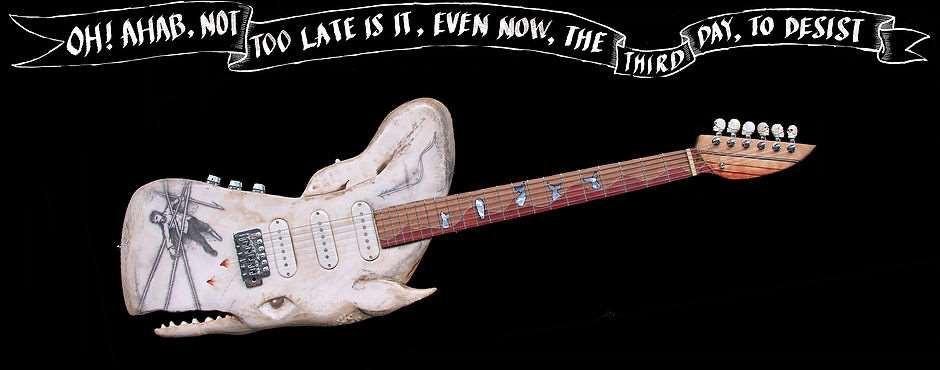 whale guitar