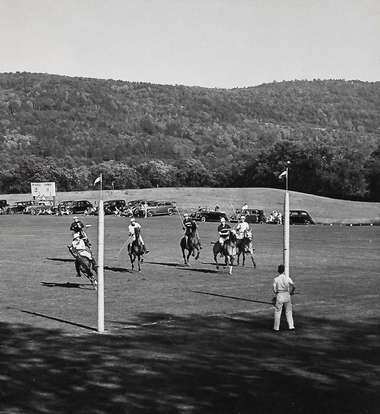 Pittsfield Polo by Howard Babbitt