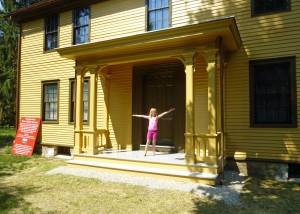 Lucy at Arrowhead 8-21-13