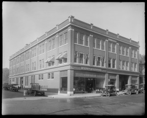 Howard Building 1921 by EH Lincoln